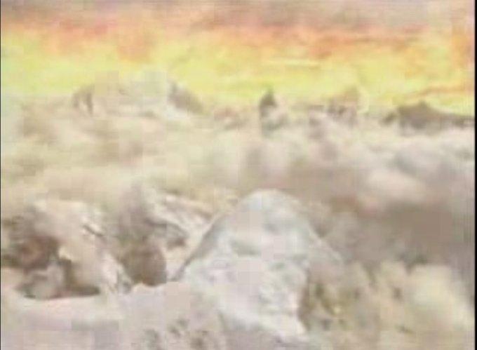 apabila gunung dihancurkan