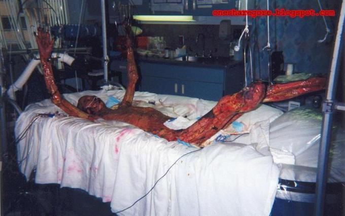 ilustrasi siksa neraka